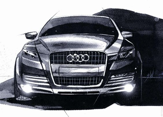 2006 audi q7 audi q7 audi concept cars pinterest