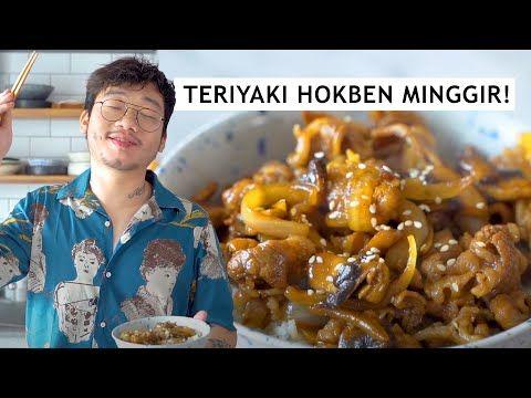 Hokben Minggir Teriyaki Goz Mau Lewat Resep Beef Teriyaki Kelewat Gampang Youtube Kikkoman Recipes Teriyaki Beef Recipes
