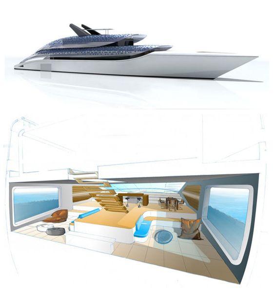 Steve Jobs Unfinished Luxury Feadship Superyacht