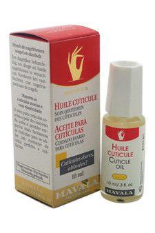 mavala cuticle oil by mavala 0.3 oz