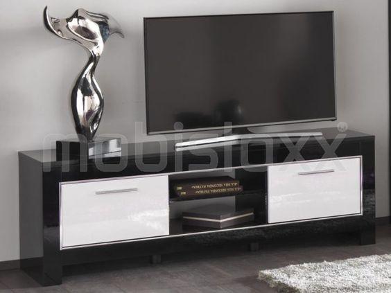 Interior Design Meuble Tele Blanc Meuble Tv Hifi Madonna Portes