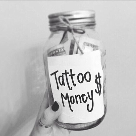 tattoo money jar ideas money tattoos pinterest jars