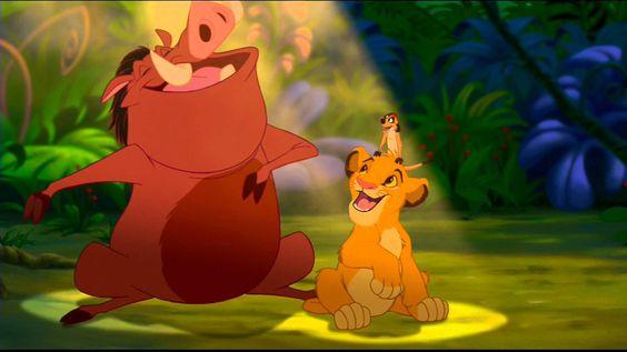 The Lion King - Hakuna Matata (Finnish) [HD 1080p/Blu-Ray]