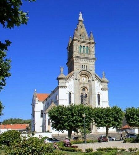 Igreja Matriz de Espinho Portugal