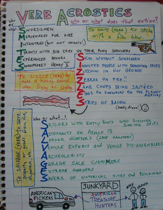 Do you write acrostic poem on school