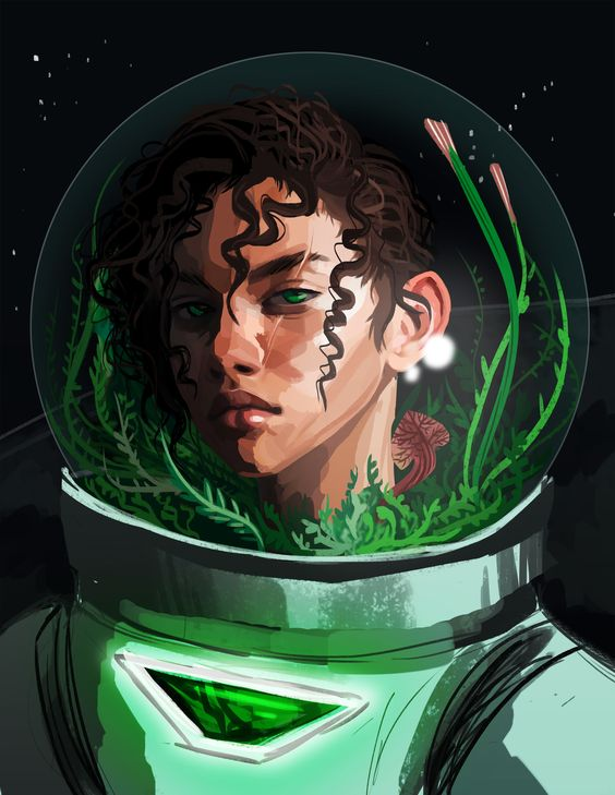 ImaginaryAstronauts Cartoon Draw Illustration Character Dibujo Ilustración Personaje