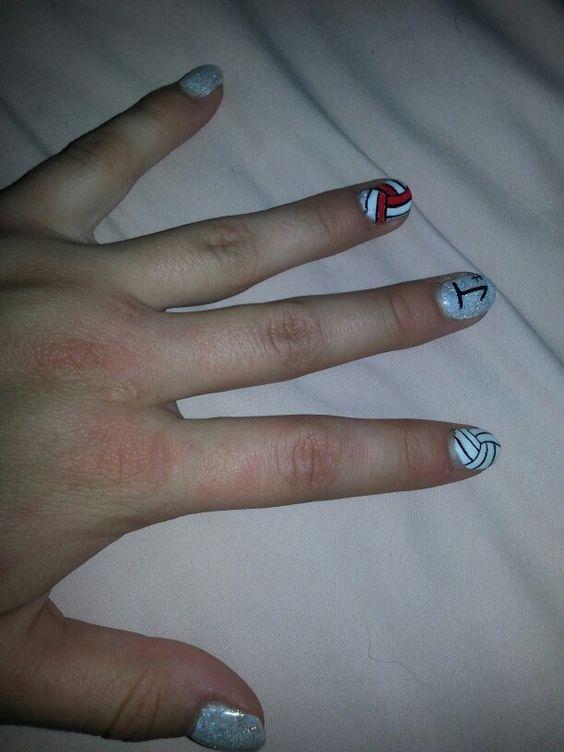 Cute nail idea