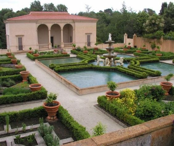 Como fazer um jardim italiano - 7 passos (com imagens)