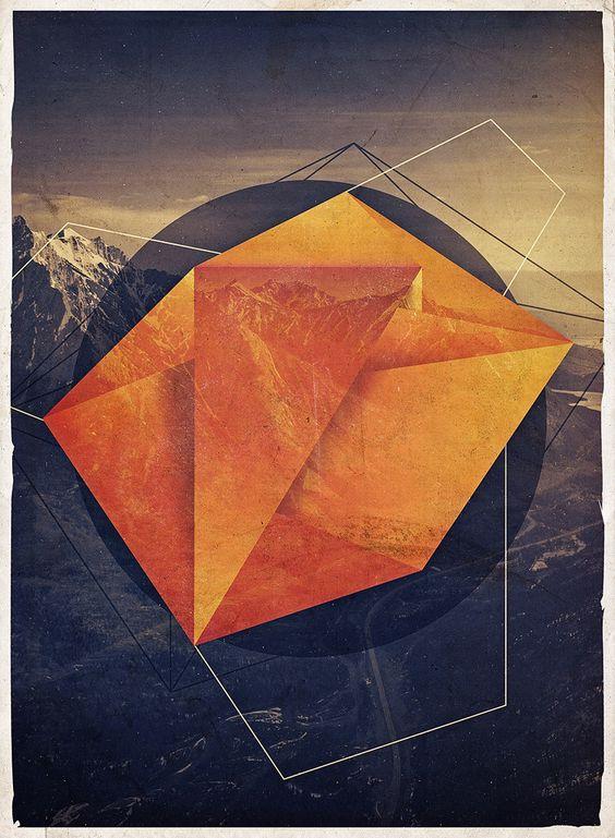 Nature Formen by Michael Schmid