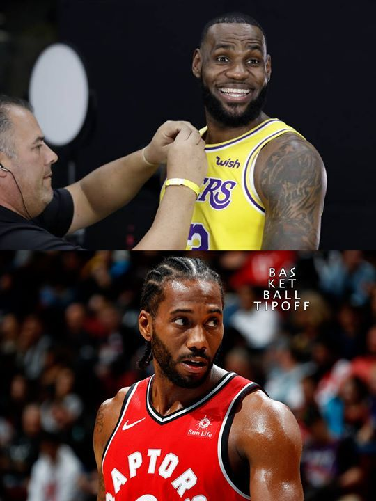 Breaking News There Is A New Team Kawhi Will Meet With On June 30th The Los Angeles Lakers Ajheat Nba News Los Angeles Lakers Breaking News