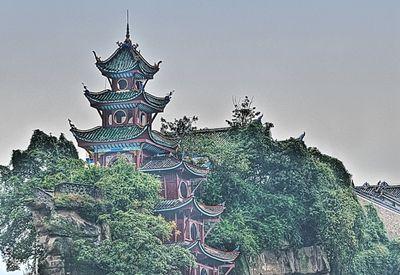 Shibaozhai Temple ~ China