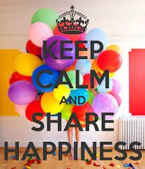 compartilhe Felicidade!