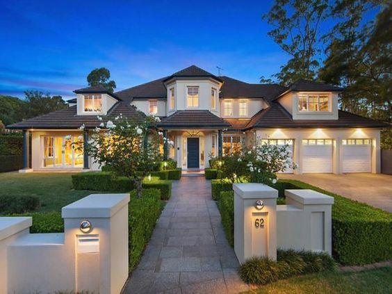australian homes castles and sydney on pinterest