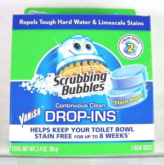 Scrubbingbubbles Scrubbing Bubbles S C Johnson Vanish