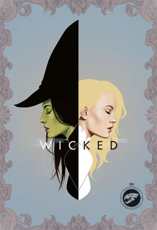 andredefreitas:    Wicked | Frame. Print available on Society6.