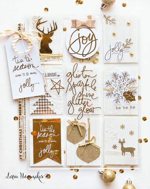 #papercrafting #scrapbook #layouts: Lorrie's Story: Christmas Pocket Letters: