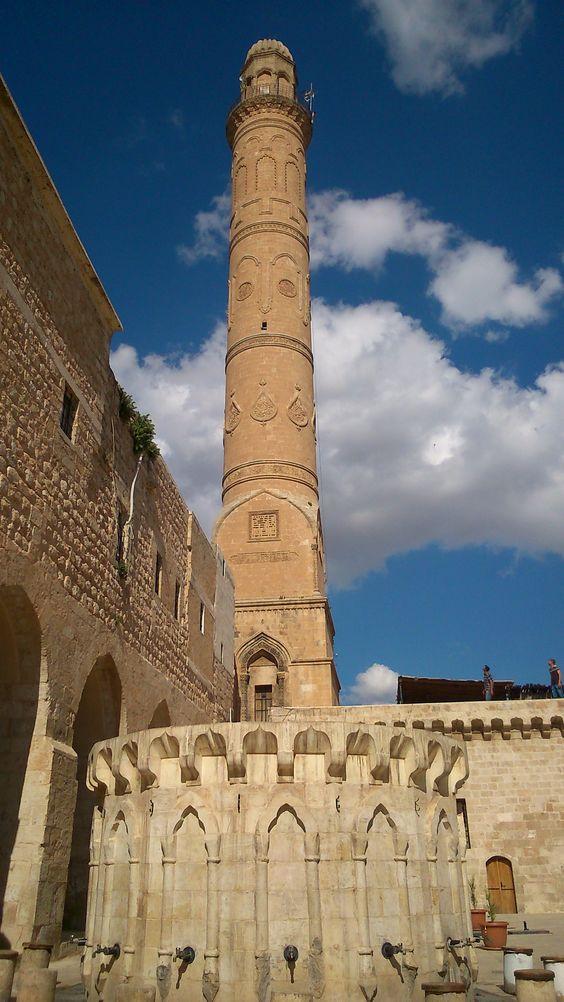 Mardin Ulu Camii, Turquía