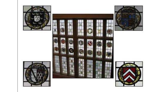BBC - A History of the World - Object : Housebody Heraldic Window