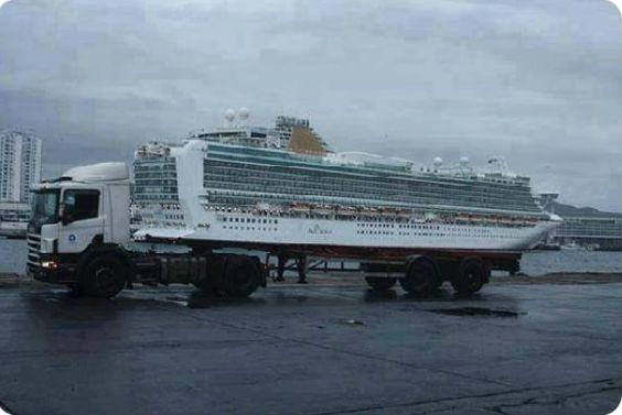 ship hauler