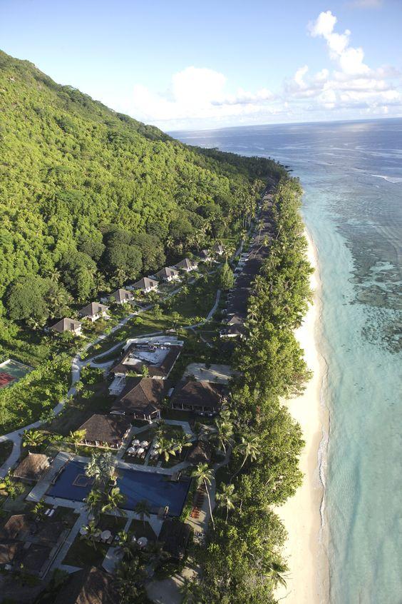 hilton seychelles labriz resort spa in silhouette island seychelles where 2 next. Black Bedroom Furniture Sets. Home Design Ideas