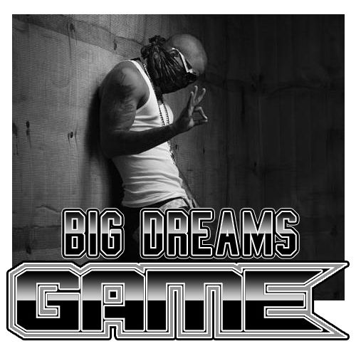 The Game – Big Dreams (single cover art)