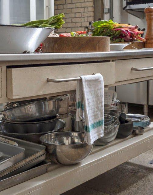 ¡Esto sí que es una cocina industrial! | Etxekodeco