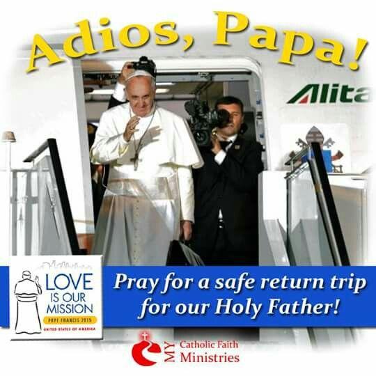 Adios Papa