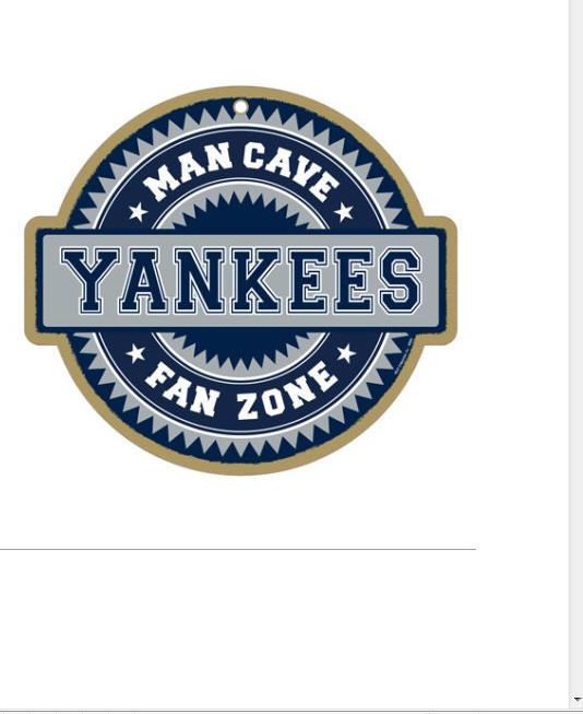 Man Cave Yankees Sign : New york yankees signs and caves on pinterest