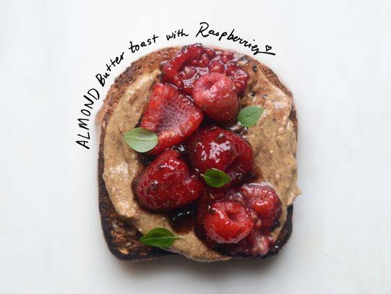 almond toast
