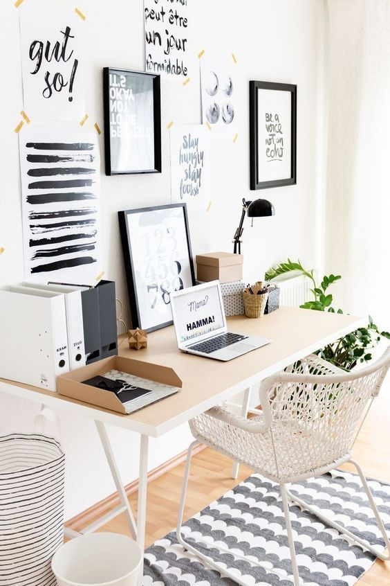 Decoration Ideas For The Home Office For 2018 Including Office Design Office Furniture Offic In 2020 Decor Furniture Interior
