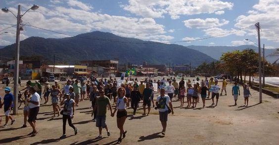 Protestos de 16 de agosto pelo país - Fotos - UOL Notícias