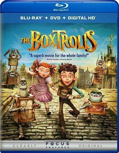 The Boxtrolls (2014) - Hội Quái Hộp - Brirp