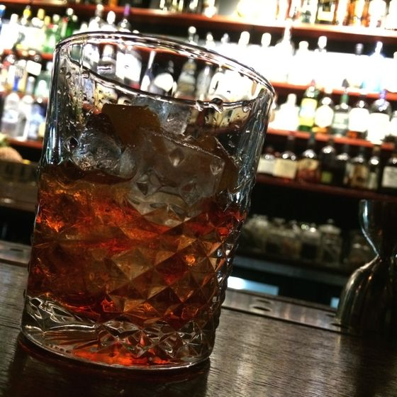 Negroni | Dutch Courage Officers Mess
