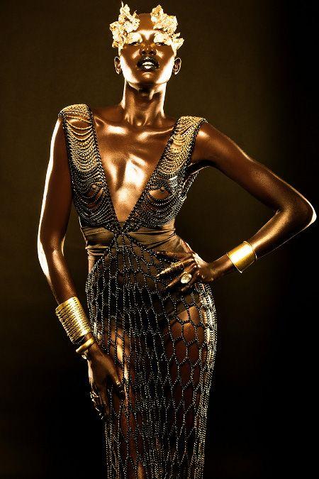 Golden Goddess: