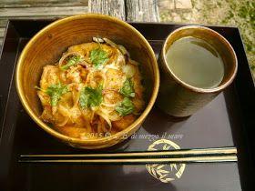 C'è di mezzo il mare: Katsudon (riso con cotoletta di maiale)
