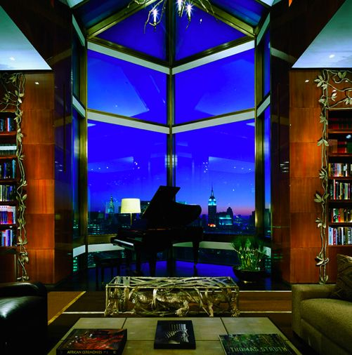Ty Warner Penthouse / Four Seasons Hotel, NYC