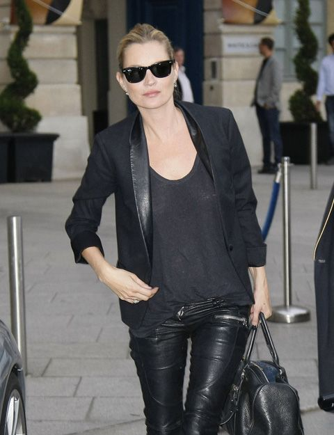 Kate Moss you are always so street chic