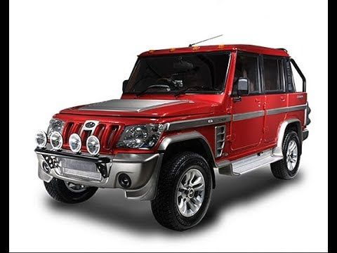 Mahindra New Bolero Stinger Concept Varient 1 Company