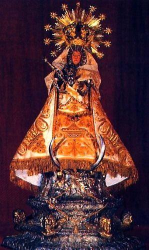 Nuestra Señora la Virgen del Camino, patrona de Pamplona