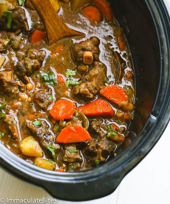 Tender, slow-cooked oxtail recipes will pull people through the cold season.