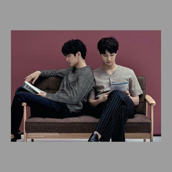 นิยาย [FIC GOT7] WHO's THAT นายนั่นแหละ!! [MarkBam X BNyoung] : Dek-D.com - Writer