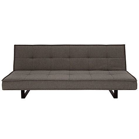 Buy House by John Lewis Napa Sofa Bed Teal Online at johnlewiscom
