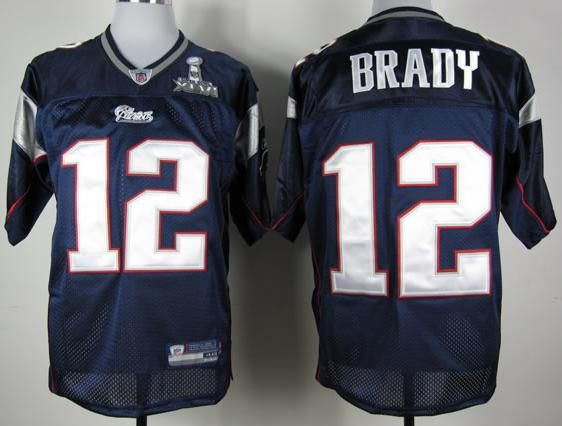 Tom Brady NFL Jerseys
