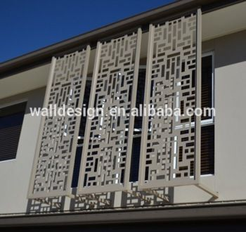 Modern window grill design buy window metal grill design for Modern zen window grills design