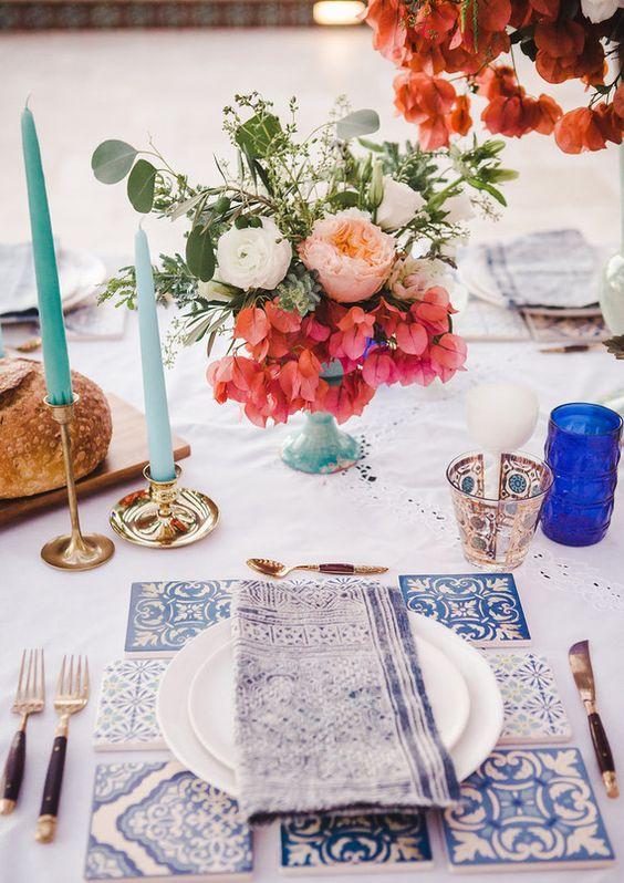 Mediterranean wedding ideas