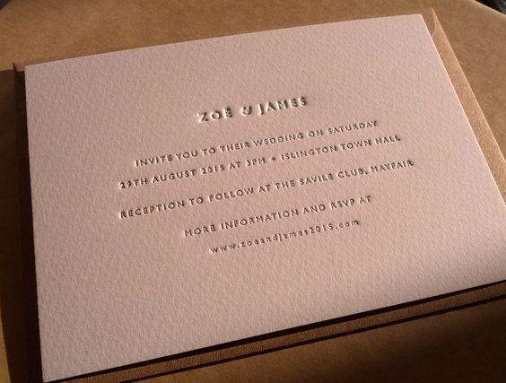 Best ideas about Weddingideas Letterpress Invites Weddingideas – Classic Wedding Invitations Uk