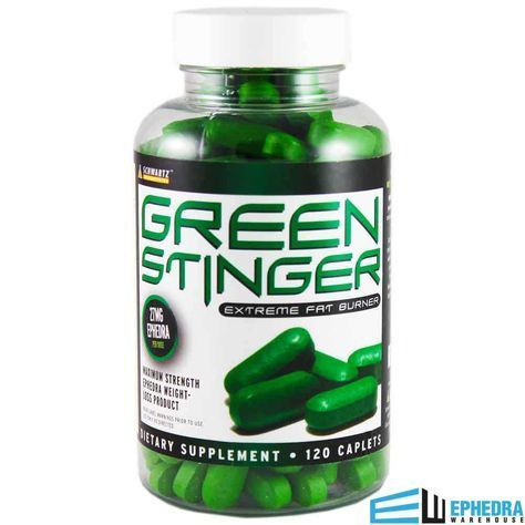 Green Stinger with Ephedra | Green Stinger Reviews #StingerSupplements