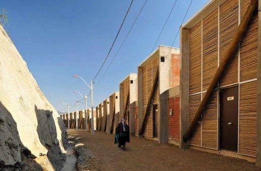 Mapuche Social Housing|undurragadeves