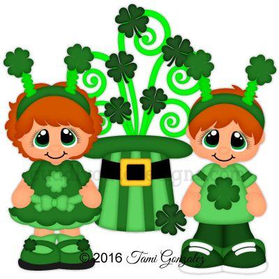 St Patrick Cuties