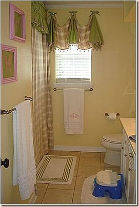 bathroom window curtains - Google Search | Bathroom Window ...